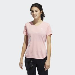 adidas Performance Run It 3-Stripes Fast Women's T-Shirt (9000045818_39533)