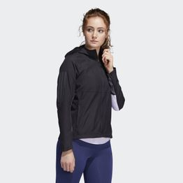 adidas Performance Own The Run Women's Hooded Wind Jacket (9000044650_37156)