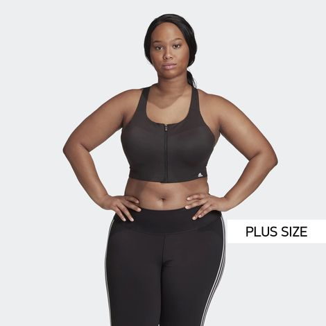 adidas Performace Ultimate Incl Plus Size Bra (9000045119_1469)