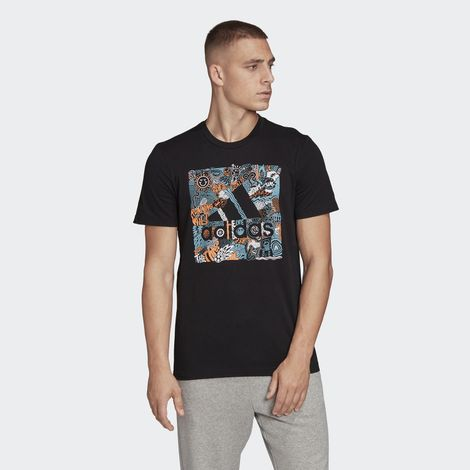 adidas Performance Doodle Badge of Sports Men's T-Shirt (9000045769_1469)