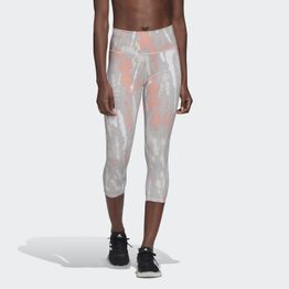 adidas Performance Believe This Iterations High-Rise Women's Capri Tights (9000045807_43477)