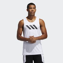 adidas Performance Sport 3-Stripes Men's Tank Top (9000045176_1539)