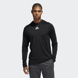 adidas Performance Freelift 3 Stripes+ Men's Hoodie (9000045271_1469)