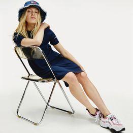 Tommy Jeans Rib-Knit T-Shirt Dress (9000050975_45076)
