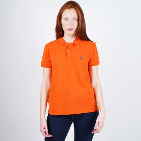 Polo Ralph Lauren Women's Classic Fit Mesh Polo Shirt (9000050494_44938)