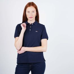 Tommy Jeans Women's Classics Polo Shirt (9000050972_12993)