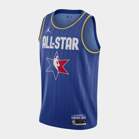 Jordan NBA Swingman Jersey Blue James All-Star 2020 (9000043962_43110)