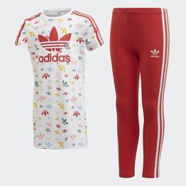 adidas Originals Tee Dress Kids' Set (9000045601_43565)