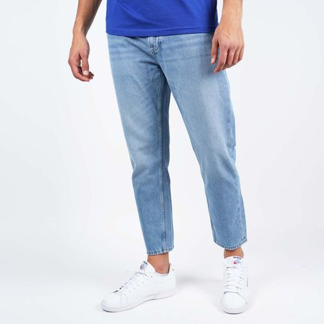 Tommy Jeans Men's Dad Jean Straight Tommy Flag (9000050959_45091)