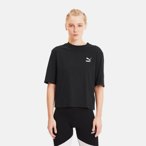 Puma Women's Tailored For Sport Graphic Tee (9000047553_22489)