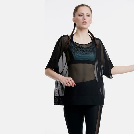 BODYTALK X-Ray Women's Long Loose T-Shirt (9000049198_1469)