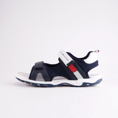 Tommy Jeans Flag Velcro Kids Sandals (9000051296_3450)