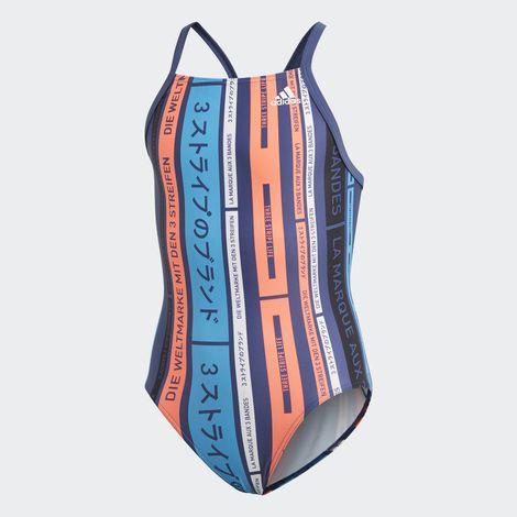adidas Performance Kids Graphic Swimsuit (9000045305_43506)