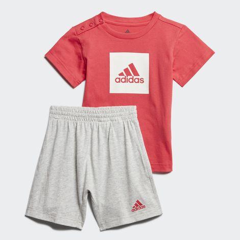 adidas Performance Baby's Logo Summer Set (9000045674_28030)