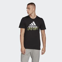 adidas Performance Doodle Basic Badge of Sports Men's T-Shirt (9000045765_1469)