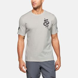Under Armour Men's Project Rock Snake SS (9000047951_44248)