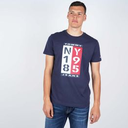 Tommy Jeans 1985 Vertical Logo Men's Tee (9000050946_45076)
