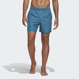 adidas Performance Check CLX Swim Shorts (9000045021_36742)