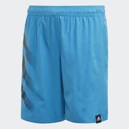adidas Performance Bold 3-Stripes Kids' Swim Shorts (9000045311_36742)