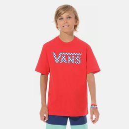 Vans Boys Classic Logo Fill T-shirt (9000048897_44510)