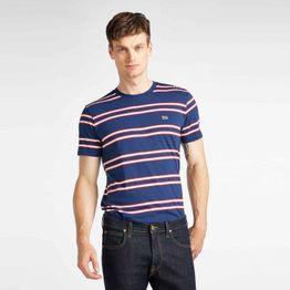 Lee Basic Stripe Men's Tee (9000049860_4594)