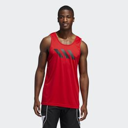 adidas Performance Sport 3-Stripes Men's Tank Top (9000045177_10260)