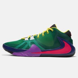 Nike Zoom Freak 1 Multi Unisex Basketball Shoes (9000044357_43242)