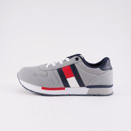 Tommy Jeans Low Cut Lace-Up Kids' Trainers (9000051306_1730)