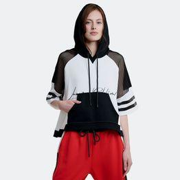 BODYTALK Luxury Redefined Women's Short Loose Hoodie (9000049203_1469)