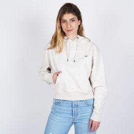 Tommy Jeans Contrast Back Logo Women's Hoodie (9000046852_43887)