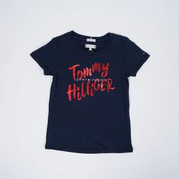 Tommy Jeans Double Graphic Logo Infants' Tee (9000051277_45076)