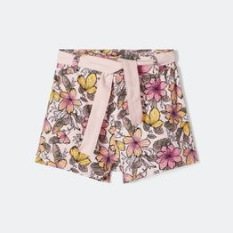 Name it Floral Print Grils' Shorts (9000048327_44371)