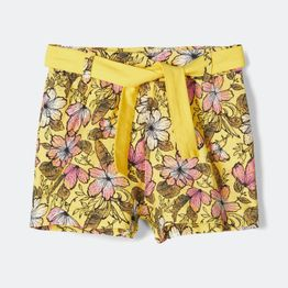 Name it Floral Print Grils' Shorts (9000048327_6104)