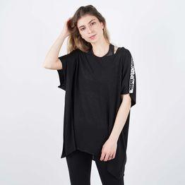BODYTALK Women's Long Loose T-Shirt (9000049190_1469)