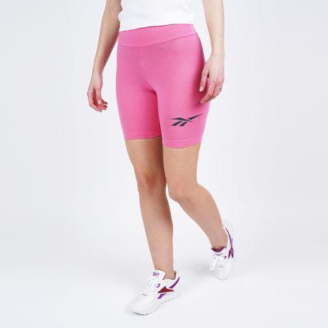 Reebok Classics Vector Logo Women's Bike Shorts (9000046491_7877)
