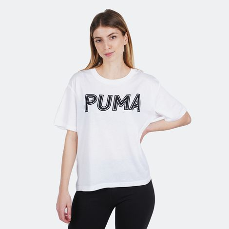 Puma Modern Sports Logo Women's Tee (9000047496_22505)
