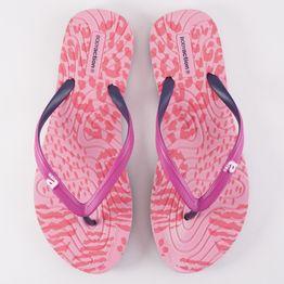 Body Action Summer Beach Women's Flip Flops (9000050129_1904)
