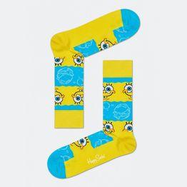 Happy Socks Sponge Bob Say Cheese Burger Sock (9000051361_2074)