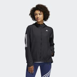 adidas Performance Own The Run Hooded Wind Γυναικεία Ζακέτα (9000058799_1469)