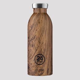 24Bottles Clima Bottle Sequoia Wood Ανοξείδωτο Μπουκάλι Θερμός 850 ml (9000063224_48695)
