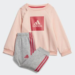 adidas 3-Stripes Fleece Jogger Παιδικό Σετ (9000058443_47399)