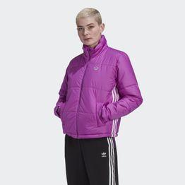 adidas Originals Short Puffer Γυναικείο Μπουφάν (9000058027_21221)
