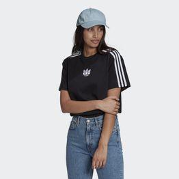 adidas Originals Adicolor 3D Trefoil Loose Γυναικείο T-Shirt (9000068625_1469)