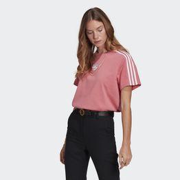 adidas Originals Adicolor 3D Trefoil Loose Γυναικείο T-Shirt (9000068858_49832)