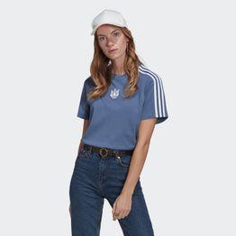 adidas Originals Adicolor 3D Trefoil Loose Γυναικείο T-Shirt (9000068627_50082)