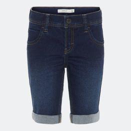 Name it Regular Fit Denim Kids Shorts - Παιδικό Σορτσάκι (9000027190_30435)