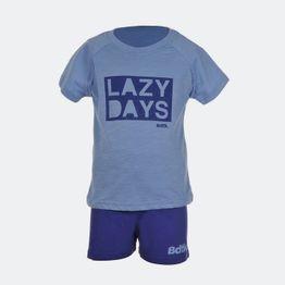 BodyTalk T-Shirt & Shorts Set - Βρεφικό Σετ (9000026007_11874)