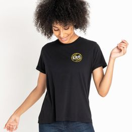 Lee SS GLOBAL TEE BLACK (9000037182_1469)