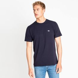 Lee STRIPE T MIDNIGHT NAVY (9000037197_2749)