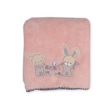 Κουβέρτα λίκνου 80×110 fleece play in my room Baby Collection – Nef-Nef